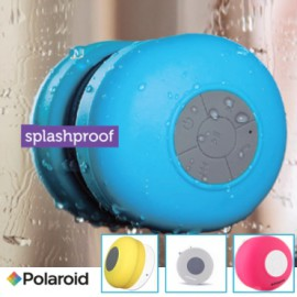 Polaroid Bluetooth Waterproof Speaker
