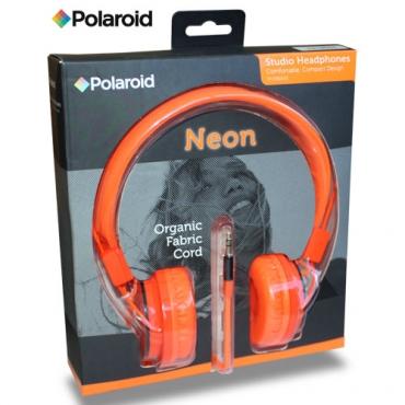 Polaroid Neon Studio Head Phones