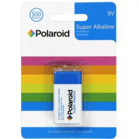 Polaroid 9v Super Alkaline Battery