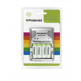 Polaroid Battery recharger with 4 x AA