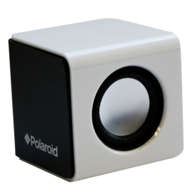 Polaroid Sound Cube Speakers