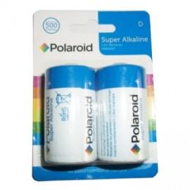 Polaroid Alkaline D Batteries