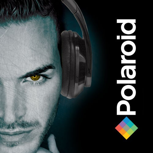 polaroid-metallic-headphonesblack