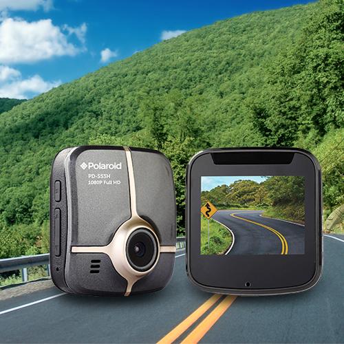 PD-E53H Polaroid Dash camera