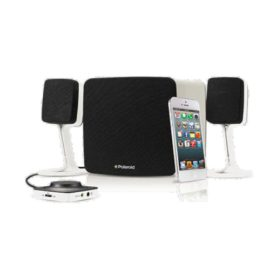 Polaroid PBS460 Bluetooth Wireless Music System with Subwoofer