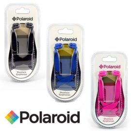 Polaroid Shoelace Earphone – PSE268