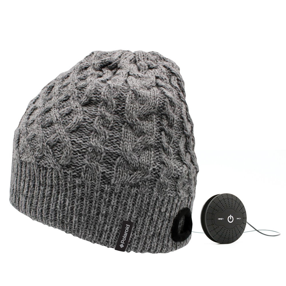 6005519111142 BEANIE WITH BLUETOOTH HEADPHONES OUT