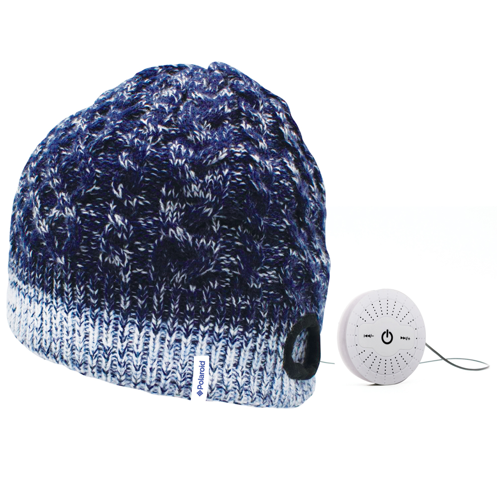 6005519111159 BEANIE WITH BLUETOOTH HEADPHONES OUT