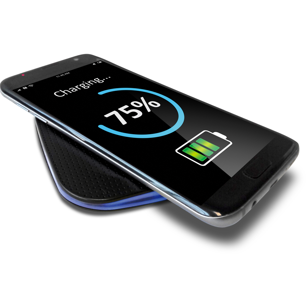 Compact Wireless QI Charger