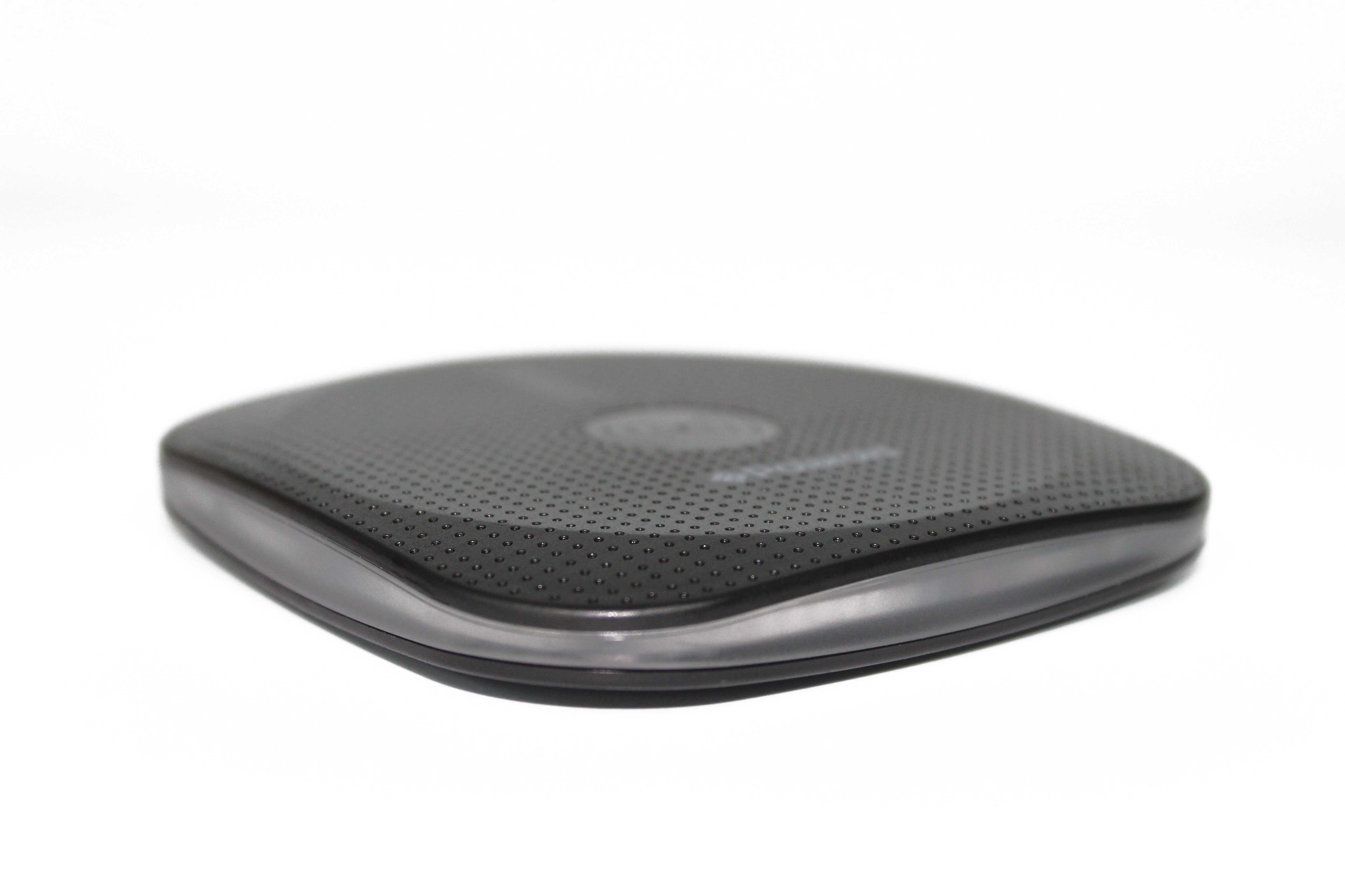 Compact Wireless QI Charger-SIDE