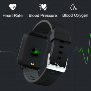 PA70 Heart rate picture